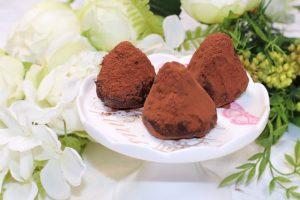 Trufas de Chocolate Caseras