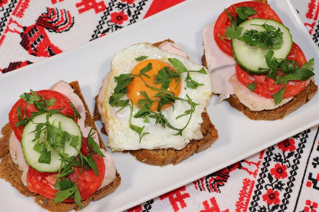 Pan de Calabaza Sandwich