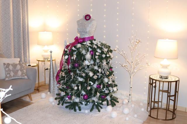 Árbol de Navidad DIY Paisaje