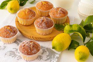 Bizcocho de Limón con Yogur Esponjoso