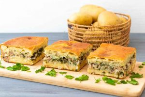 Receta de Empanada de Atún con Patata