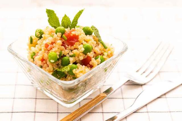 Bol de Tabule de Quinoa