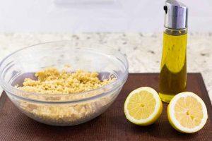 Tabule Preparar Quinoa