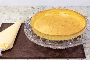 Tarta con Crema y Frutas Preparar Manga Pastelera