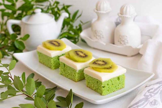 bocaditos de limon y kiwi
