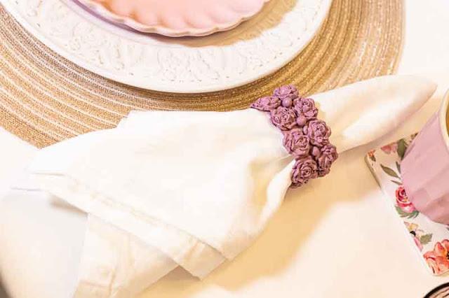 brunch rosa servilleteros