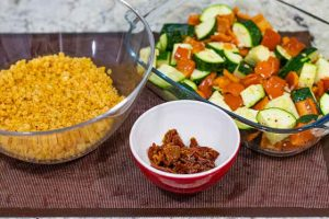 cocer lentejas para ensalada con verduras