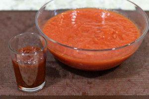 cocer salsa barbacoa casera