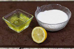 fantasmas de merengue preparar ingredientes