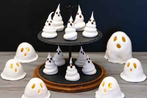 fantasmas de merengue suizo