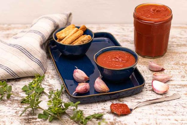 salsa barbacoa casera