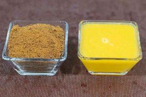 salsa barbacoa casero agregar zumo de naranja
