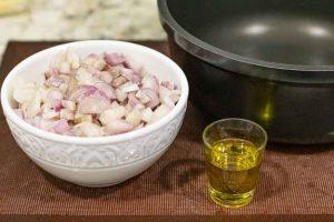 salsa barbacoa freir cebolla