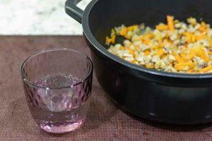 paella con trigo tierno agregar pimienta