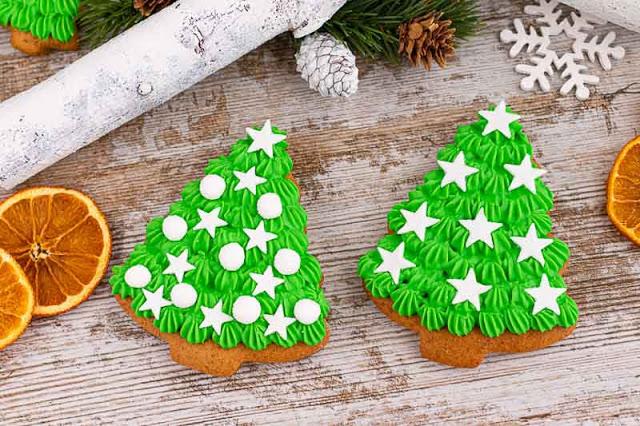 receta de galletas de caramelo y especias