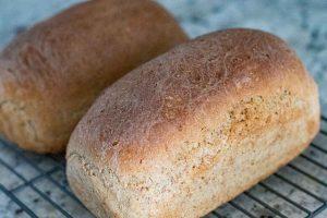 hornear el pan casero